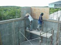 Forming the Upper Walls