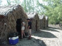 Tiki Hut Picnic