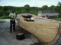 Building a Caicos Sloop